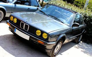BMW 320i Baur TC Rent Auvergne-Rhône-Alpes