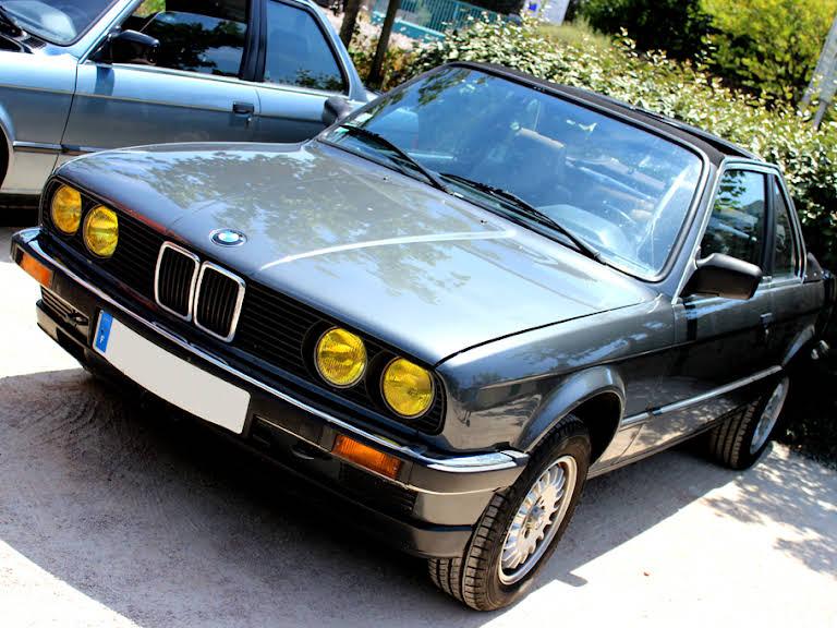 BMW 320i Baur Tc Hire Lyon