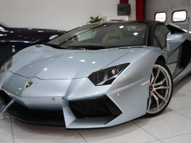 Lamborghini Aventador SuperVeloce Hire Monaco