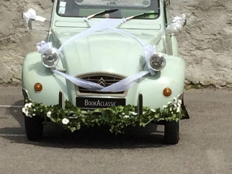 2cv Citroën Hire Moissieu Sur Dolon