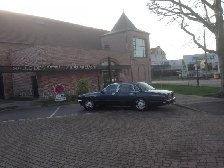 Daimler Xj40 Hire Lambres Lez Douai