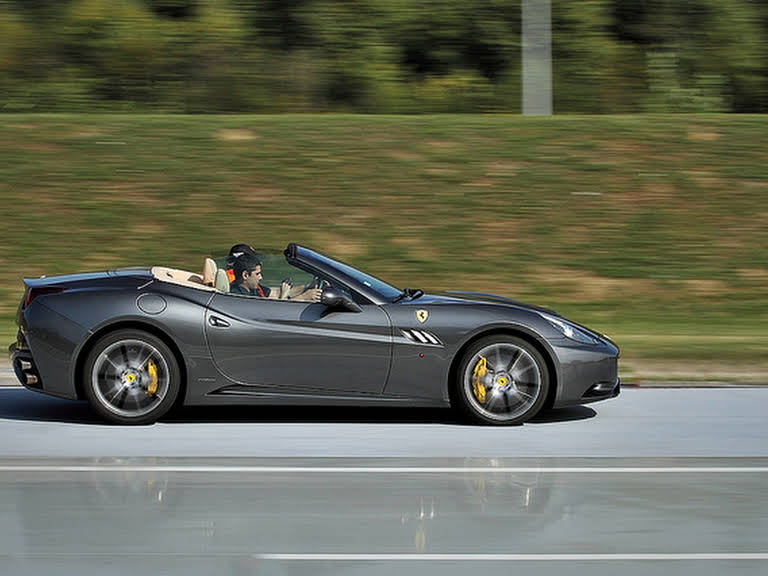 Ferrari California T Hire Monaco
