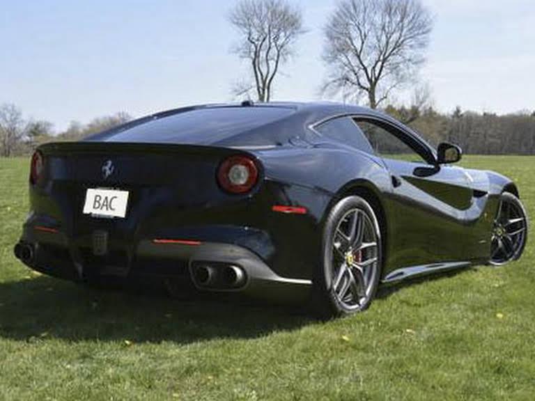 Ferrari F12 Berlinetta Hire Monaco