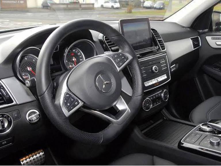 Mercedes GLE 450 AMG Hire Monaco