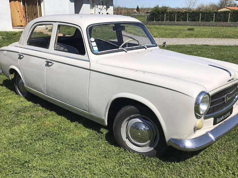 Peugeot 403 Hire Miramont De Comminges