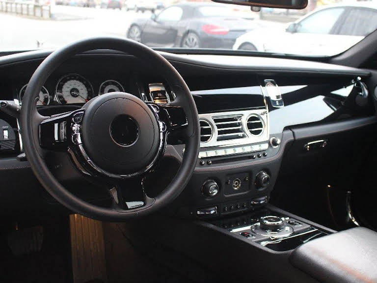 Rolls Royce Wraith Hire Monaco