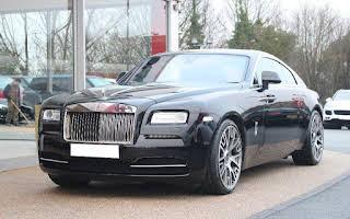Rolls Royce Wraith Rent Monaco